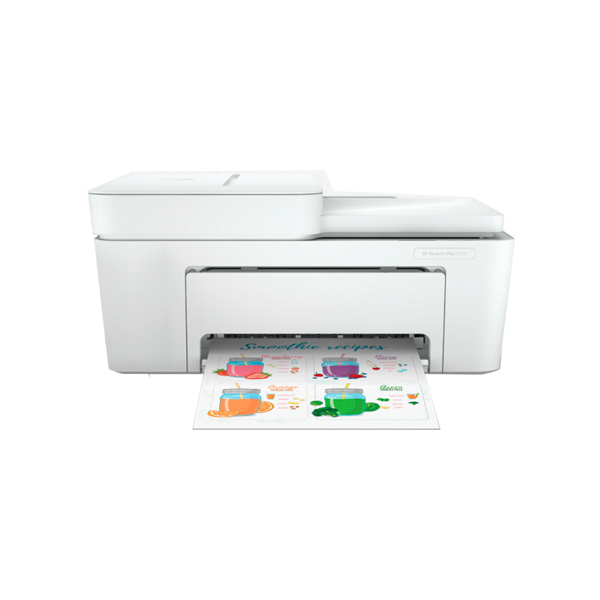 HP DeskJet Plus 4120 無線多功能彩色噴墨印表機 (7FS88A)