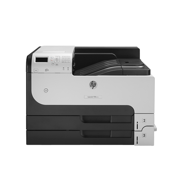 HP LaserJet Enterprise 700 M712dn A3黑白射印表機 (CF236A)